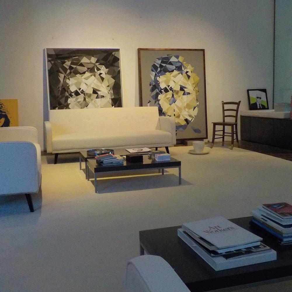 ArtMotel Galerie Design Store Wien